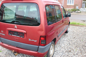 Citroën Berlingo stc. 1.9D 4D